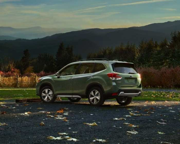 77 The Next Generation Subaru Forester 2020 History for Next Generation Subaru Forester 2020