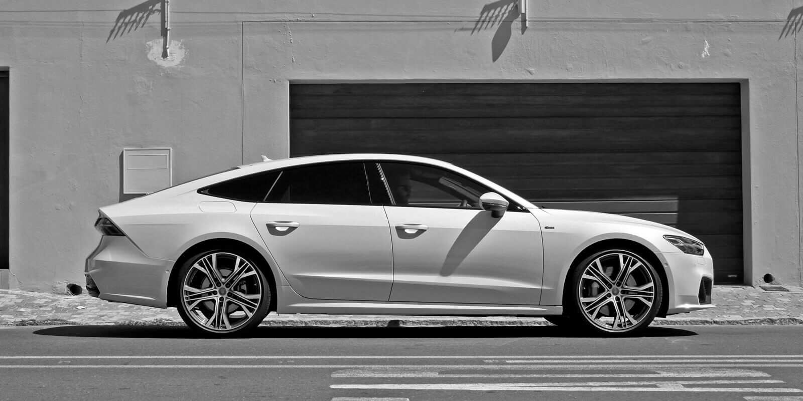 78 All New 2020 Audi A7 Colors Spy Shoot with 2020 Audi A7 Colors