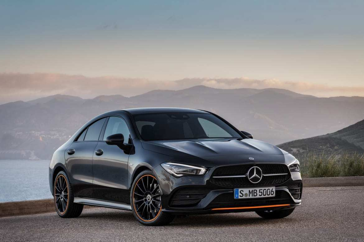 78 All New Cla Mercedes 2020 Overview by Cla Mercedes 2020