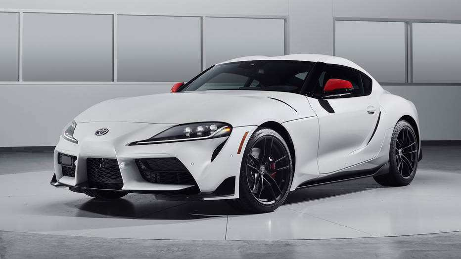 78 All New Supra Toyota 2020 Spy Shoot by Supra Toyota 2020