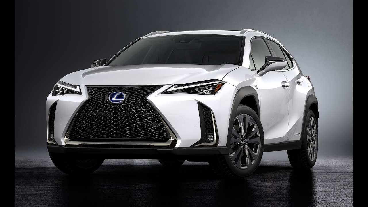 78 Best Review 2020 Lexus Ux Exterior Canada First Drive with 2020 Lexus Ux Exterior Canada