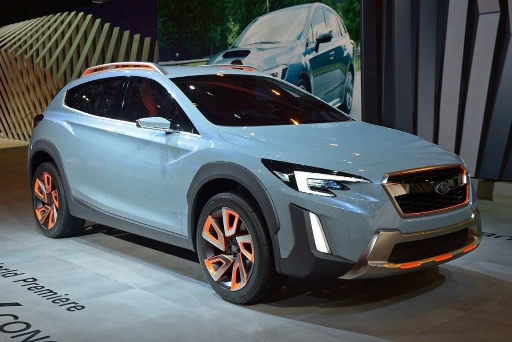 78 Concept of 2020 Subaru Crosstrek Hybridand Spy Shoot by 2020 Subaru Crosstrek Hybridand