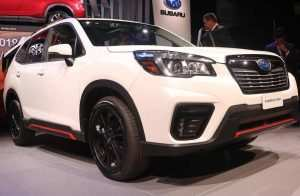 78 Concept of 2020 Subaru Forester Unveiling Photos with 2020 Subaru Forester Unveiling
