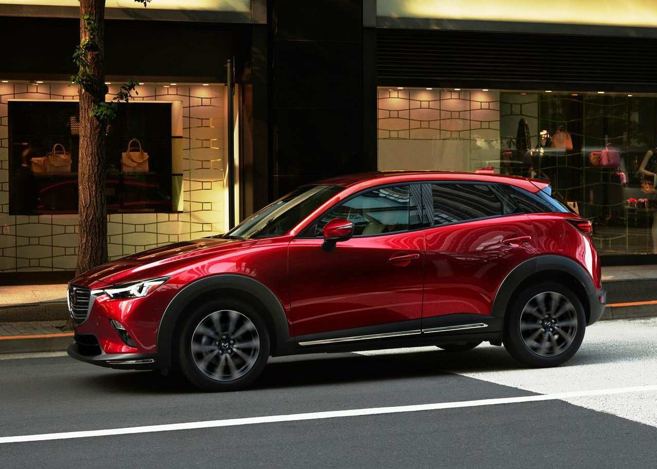 78 Gallery of 2020 Mazda Cx 3 Style for 2020 Mazda Cx 3