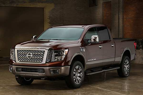 78 Great 2016 Nissan Titan XD Performance by 2016 Nissan Titan XD