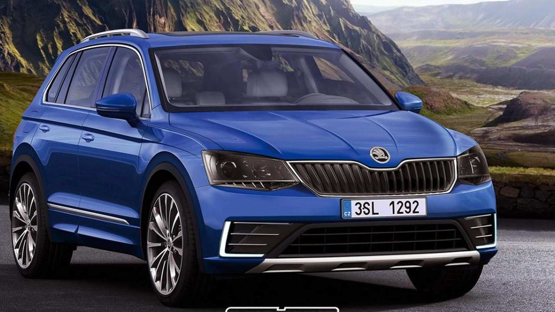 78 Great 2020 Skoda Yeti Spy Shoot by 2020 Skoda Yeti