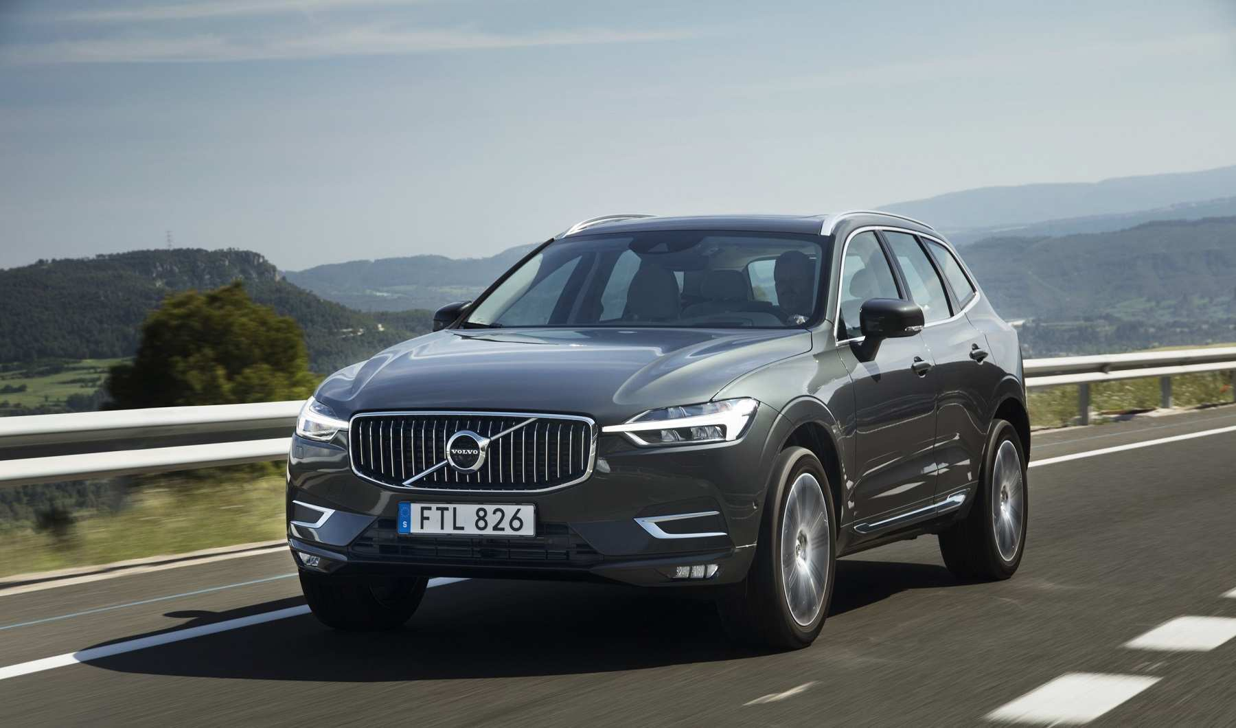 78 Great Volvo Xc60 2020 New Concept Model by Volvo Xc60 2020 New Concept