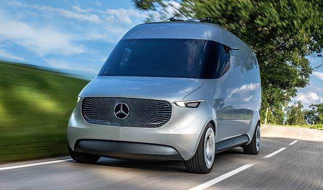 78 New 2020 Mercedes Van Ratings by 2020 Mercedes Van