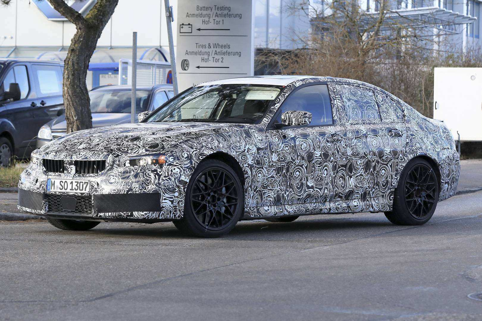 78 New Spy Shots 2020 BMW 3 Series Overview for Spy Shots 2020 BMW 3 Series