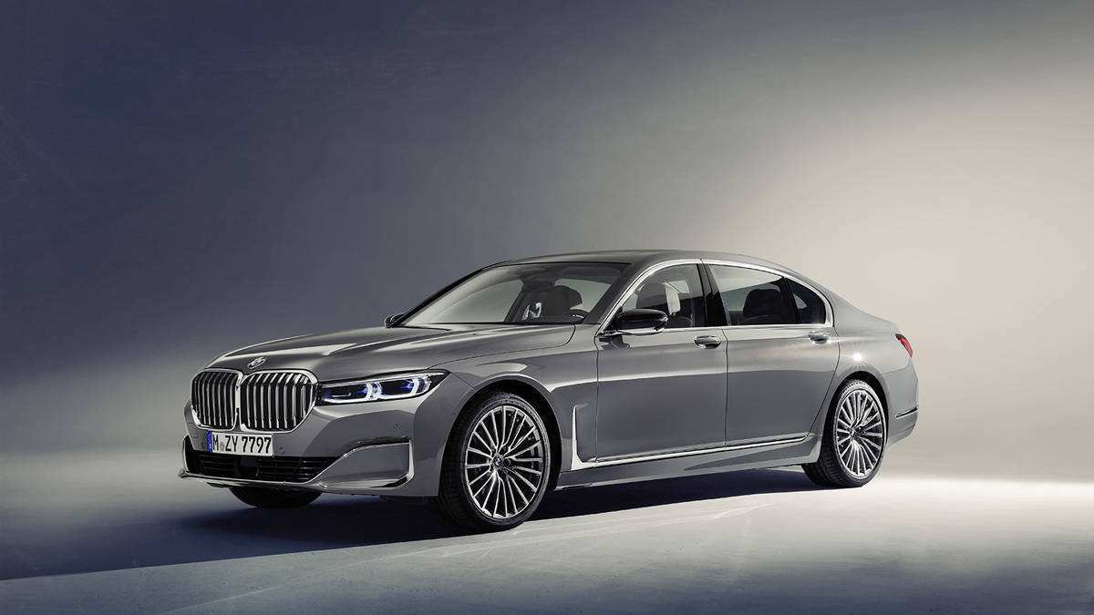 78 The 2020 BMW 7 Series Wallpaper with 2020 BMW 7 Series
