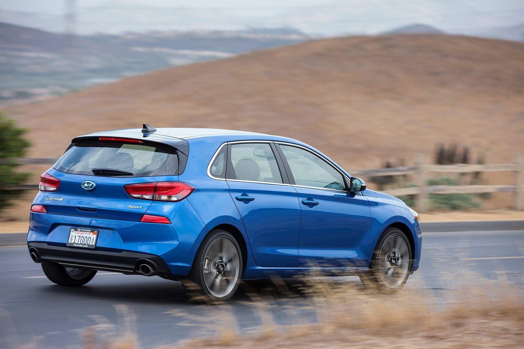 2020 Hyundai Elantra Gt Sport Review.78 The 2020 Hyundai Elantra Gt Performance And New Engine