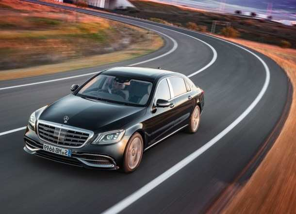78 The 2020 Mercedes Maybach S650 Exterior with 2020 Mercedes Maybach S650