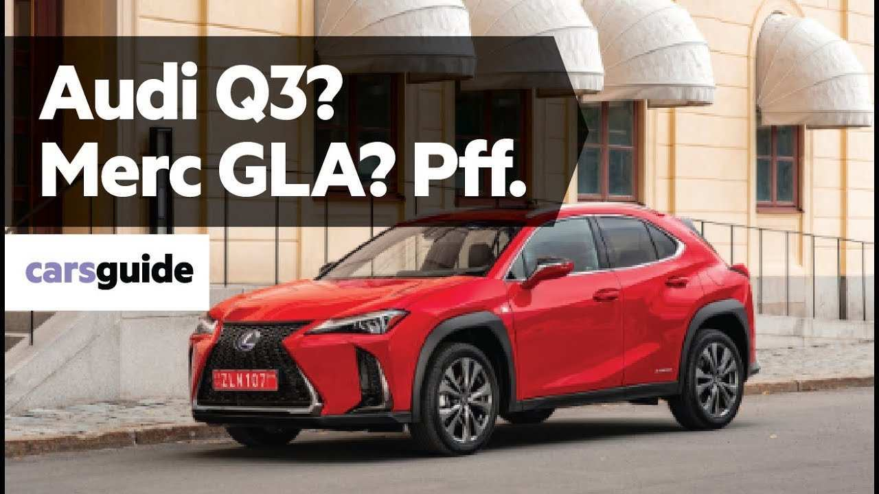 78 The Lexus Ux 2020 Dimensions Configurations by Lexus Ux 2020 Dimensions