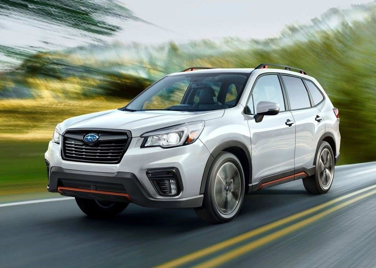 79 All New 2020 Subaru Forester Spy Exteriors Pictures for 2020 Subaru Forester Spy Exteriors