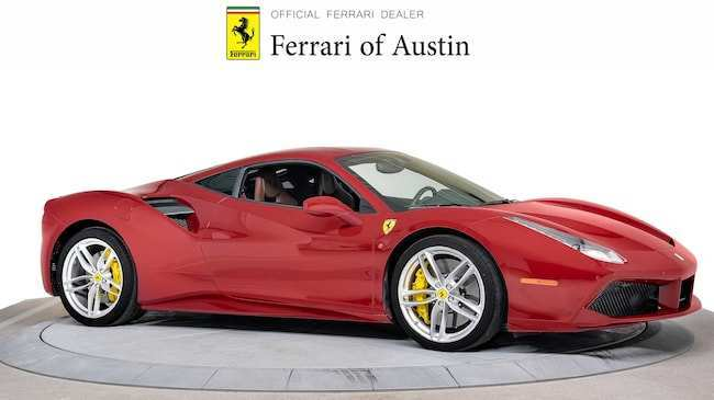 79 Best Review 2020 Ferrari 488 Spider For Sale Interior by 2020 Ferrari 488 Spider For Sale