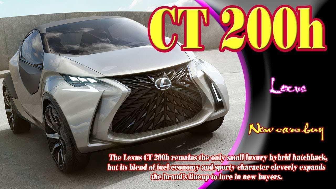 79 Best Review Lexus Ct200H 2020 Redesign for Lexus Ct200H 2020