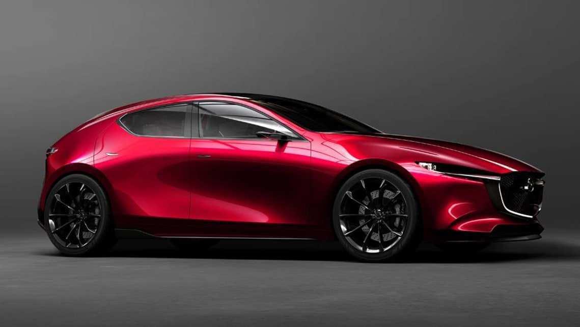 79 Best Review Mazda 3 Kai 2020 Spy Shoot with Mazda 3 Kai 2020