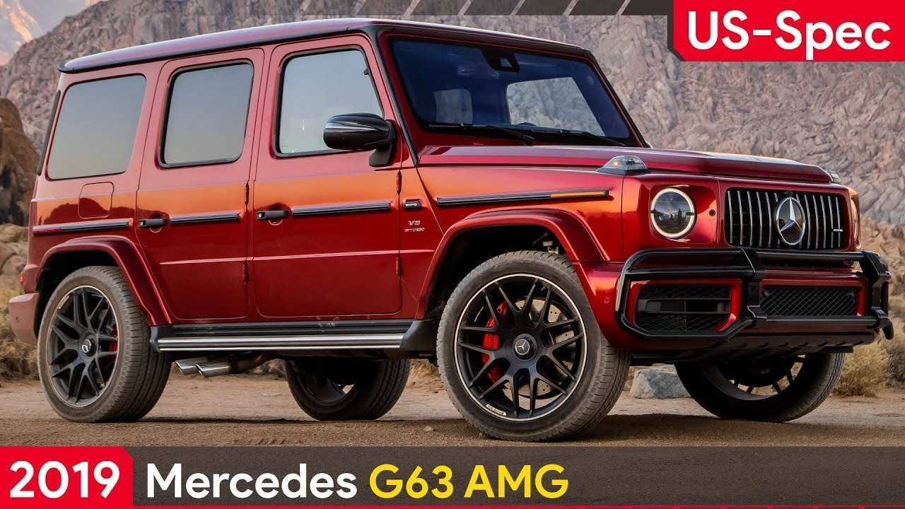 79 Best Review Mercedes G63 2020 Exterior Release for Mercedes G63 2020 Exterior