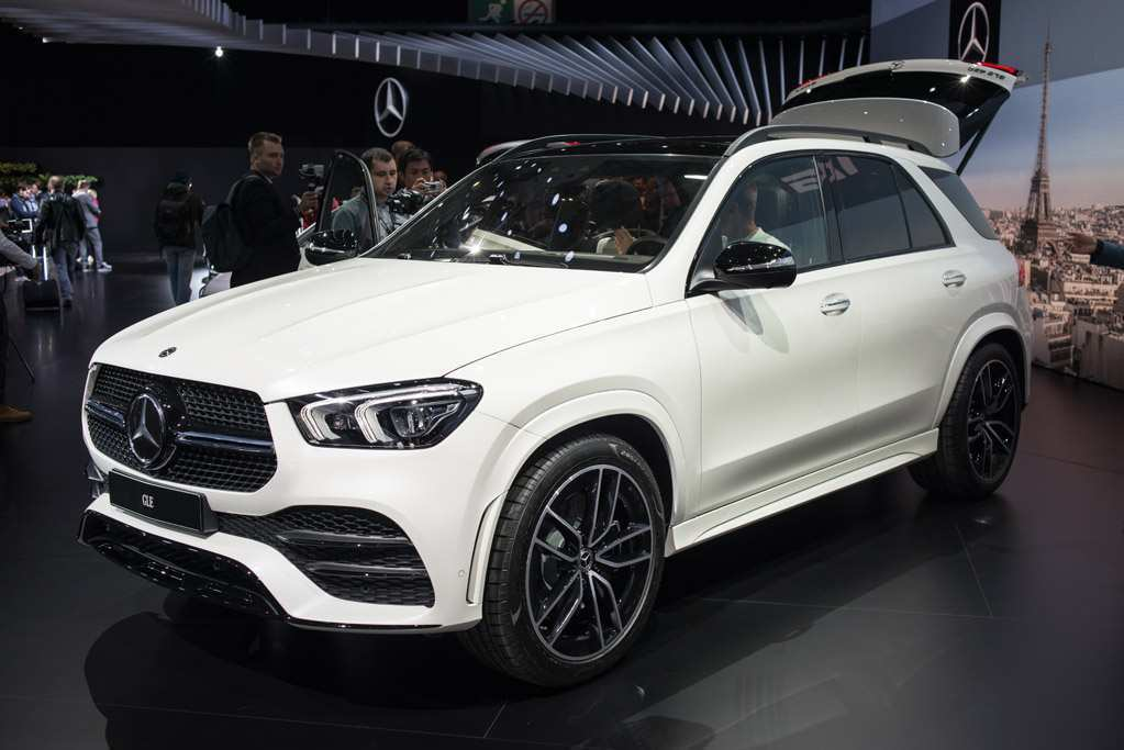 79 Best Review Mercedes Gle 2020 New Exterior for Mercedes Gle 2020 New