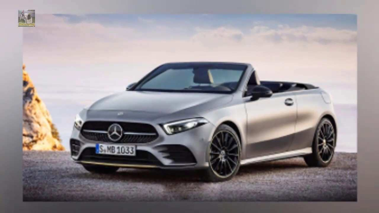 79 Concept of 2020 Mercedes A Class Hatchback Redesign with 2020 Mercedes A Class Hatchback