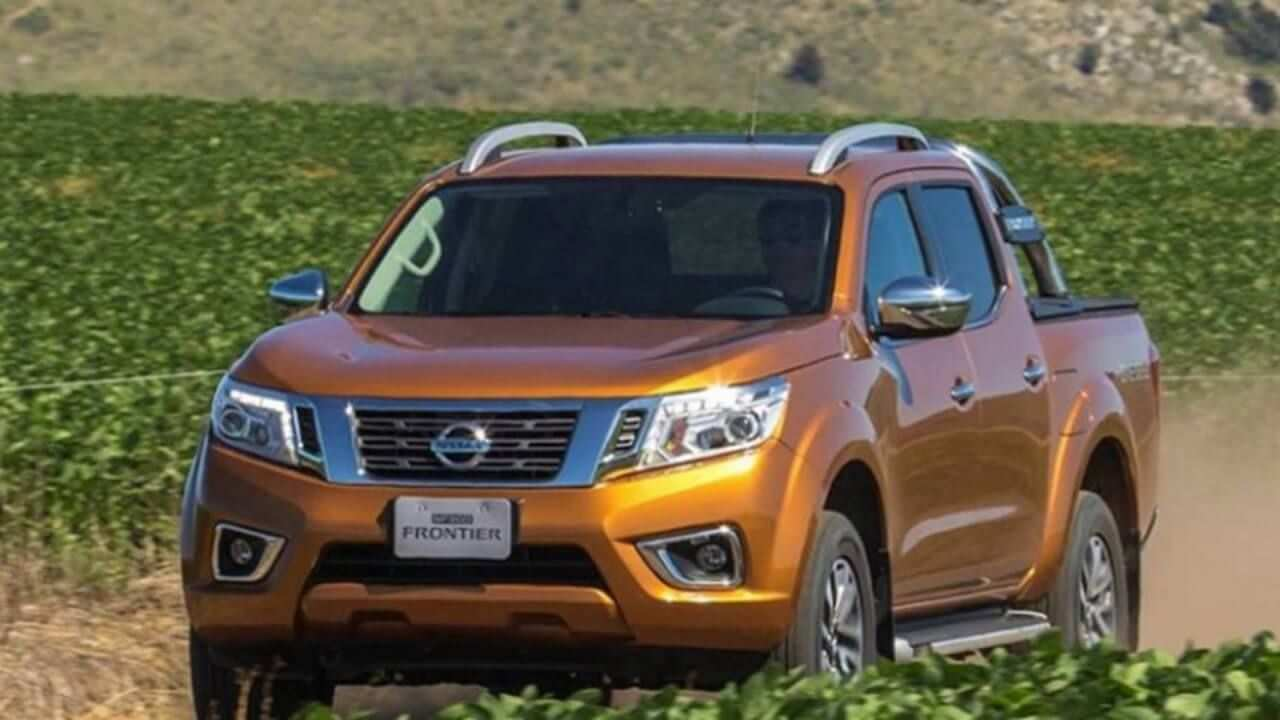 79 Concept of 2020 Nissan Frontier New Concept Concept for 2020 Nissan Frontier New Concept
