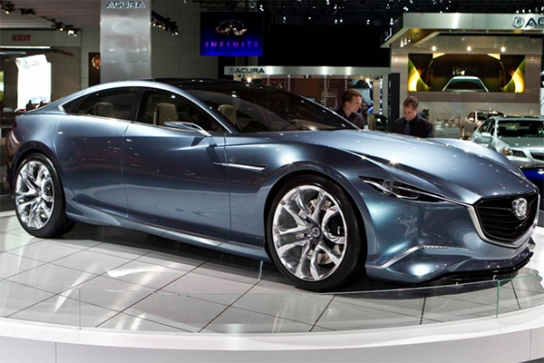 79 Concept of Mazda 6 2020 Exterior Release Date for Mazda 6 2020 Exterior