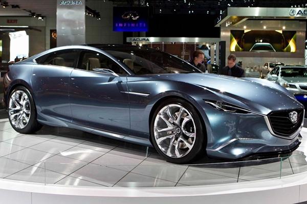 79 Concept of Mazda 6 2020 Exterior Release Date for Mazda 6 2020 Exterior