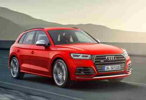79 Gallery of 2020 Audi Sq5 Engine by 2020 Audi Sq5