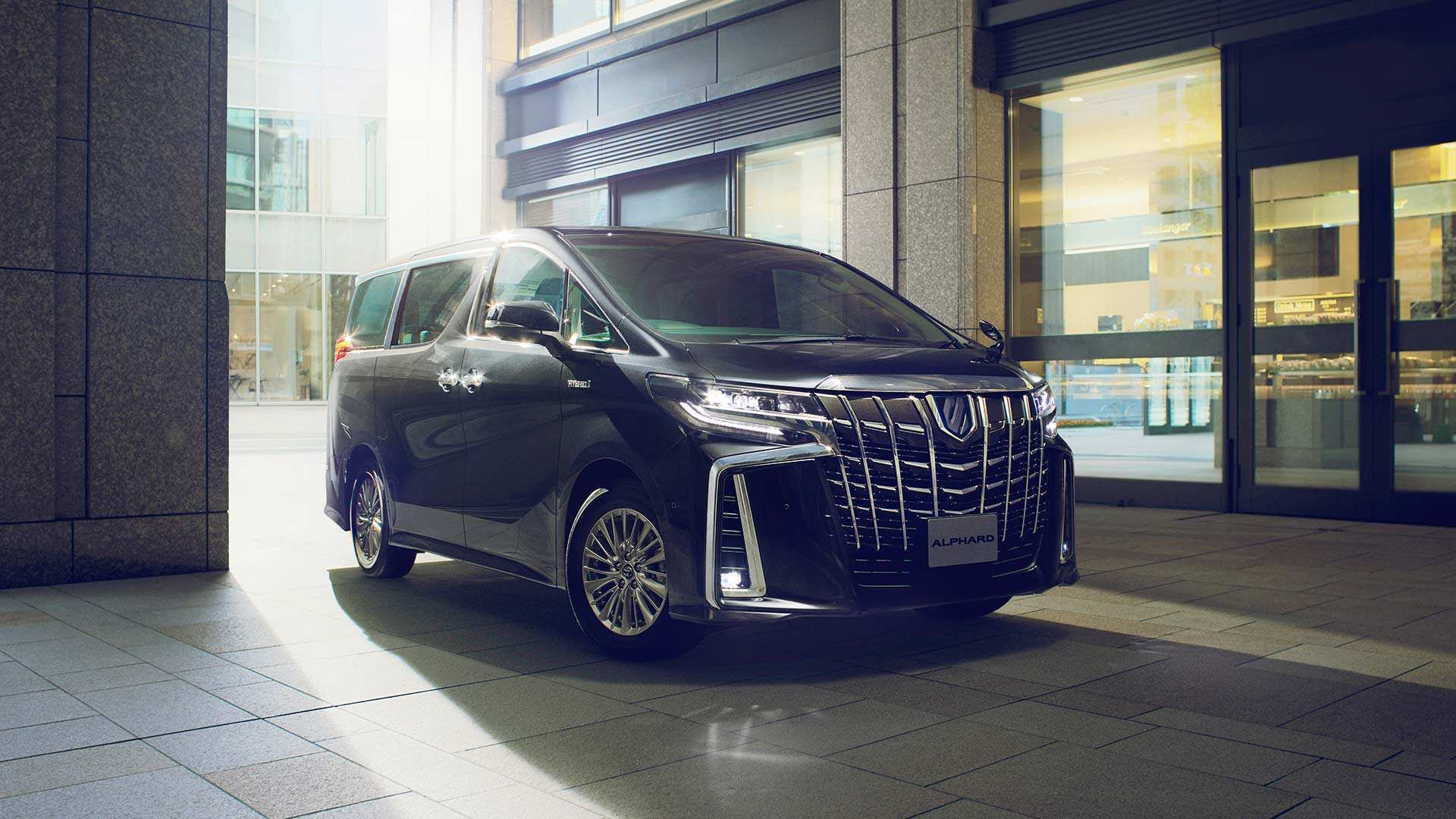 79 Gallery of 2020 Toyota Alphard 2018 Spesification for 2020 Toyota Alphard 2018