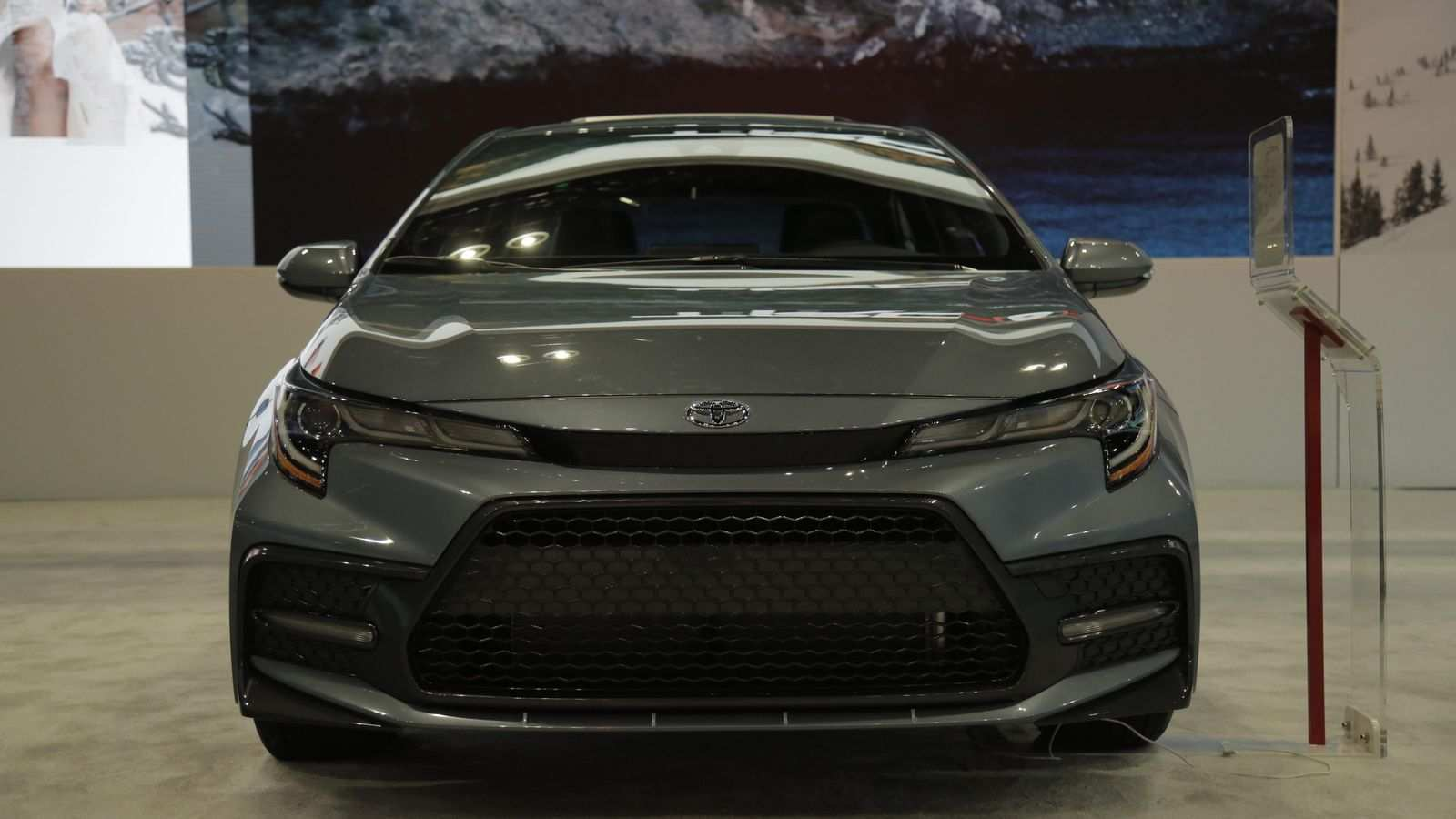 79 Gallery of 2020 Toyota Avensis Overview with 2020 Toyota Avensis