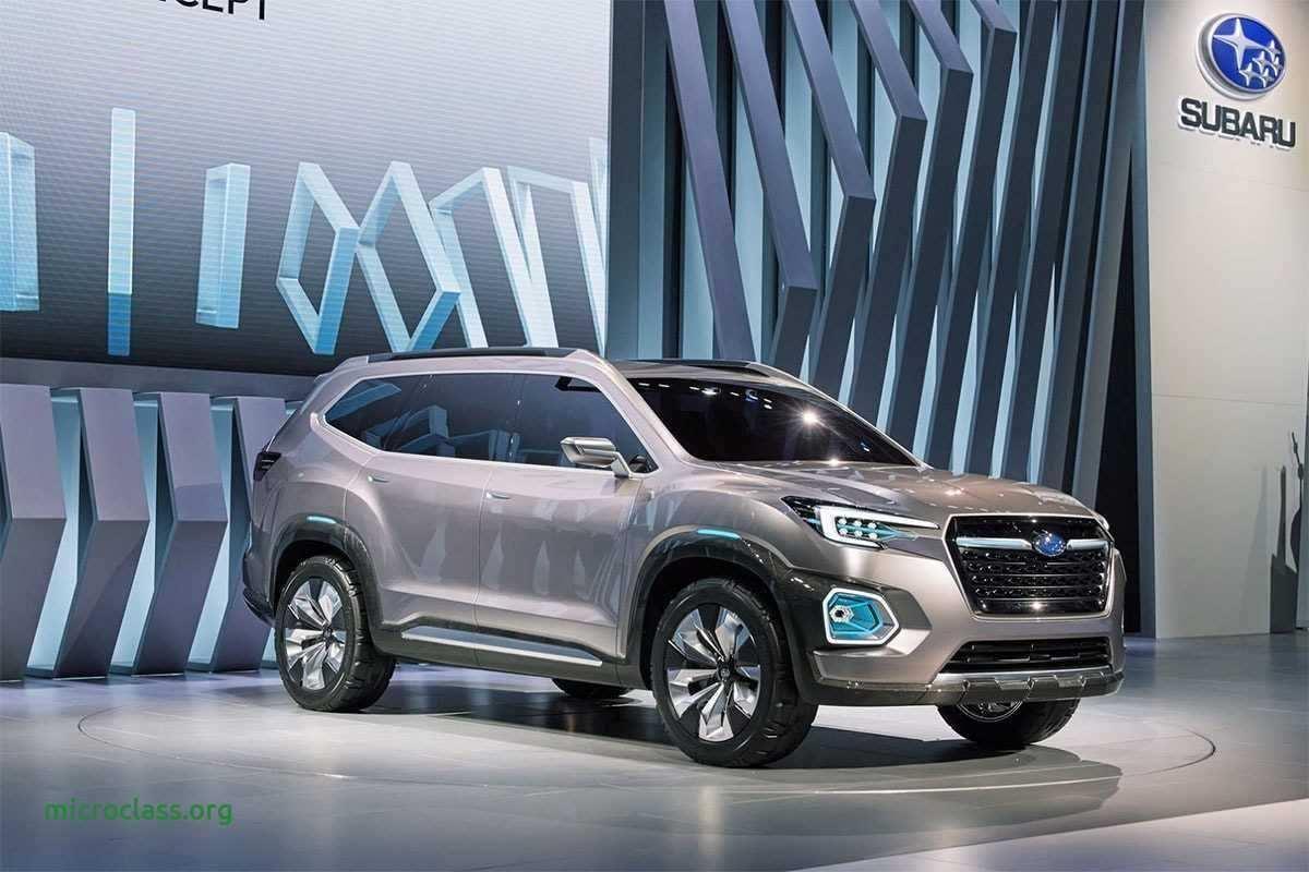 79 Gallery of Subaru Viziv 2020 Spesification with Subaru Viziv 2020