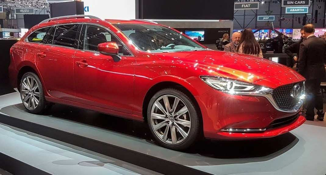 79 Great 2020 Mazda 6 Wagon Canada Review for 2020 Mazda 6 Wagon Canada