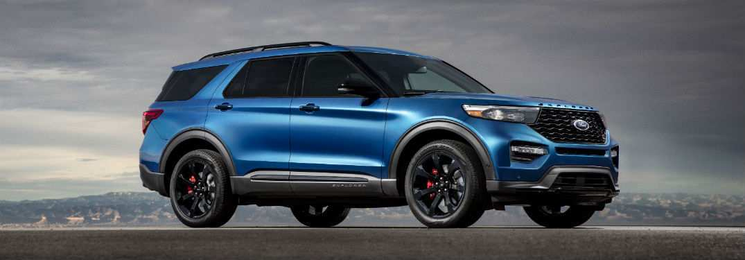 79 Great 2020 The Ford Explorer Performance with 2020 The Ford Explorer