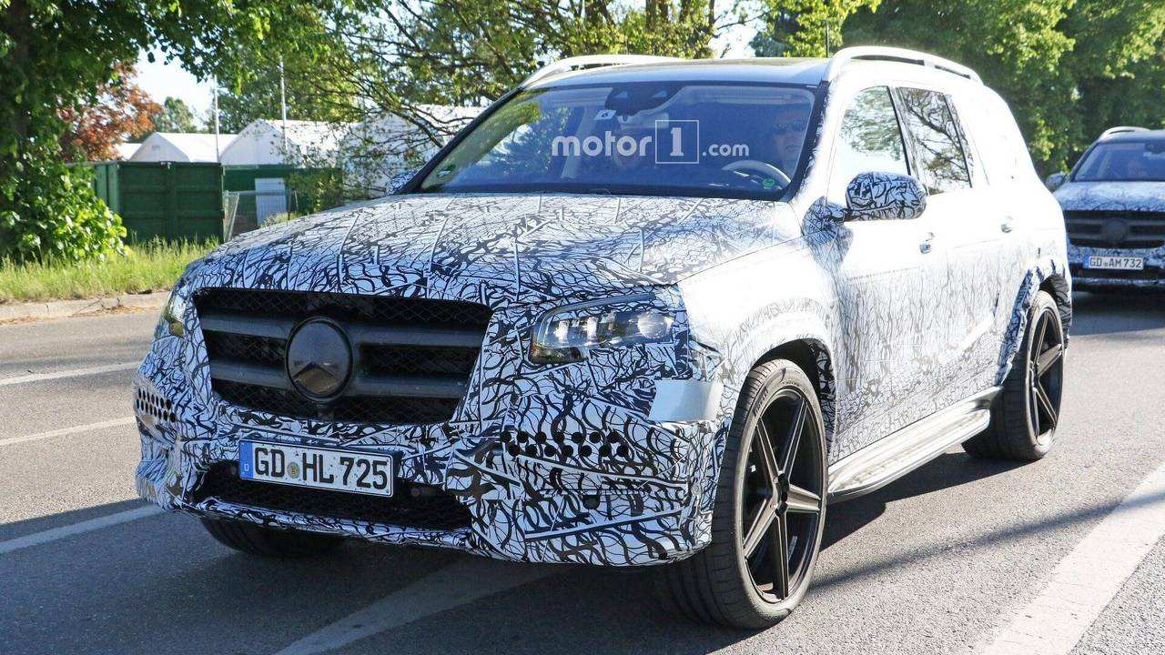 79 Great Mercedes Gls 2020 Research New with Mercedes Gls 2020