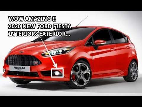 79 New 2020 Ford Fiesta Redesign for 2020 Ford Fiesta