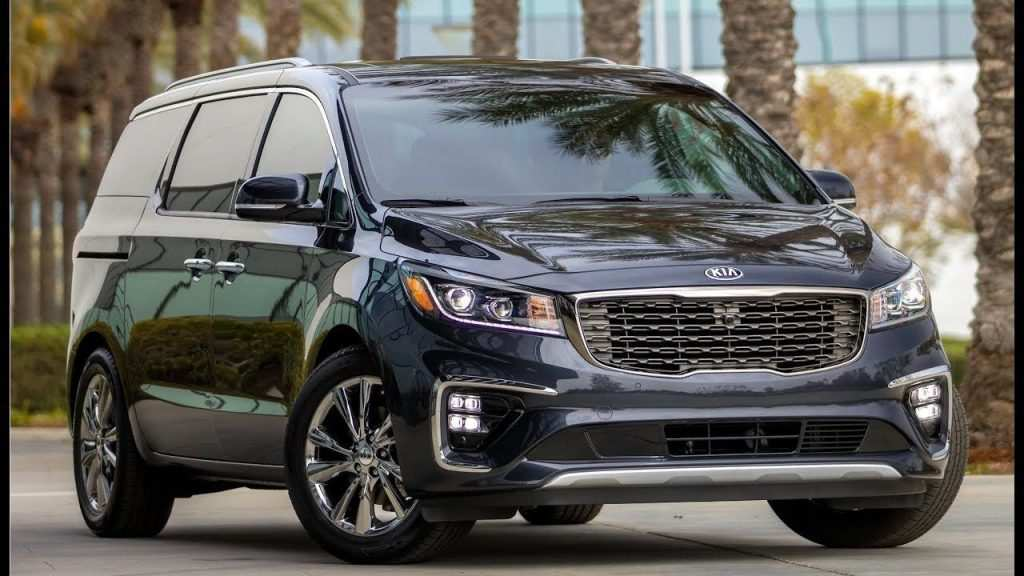 79 New 2020 The All Kia Sedona Picture with 2020 The All Kia Sedona