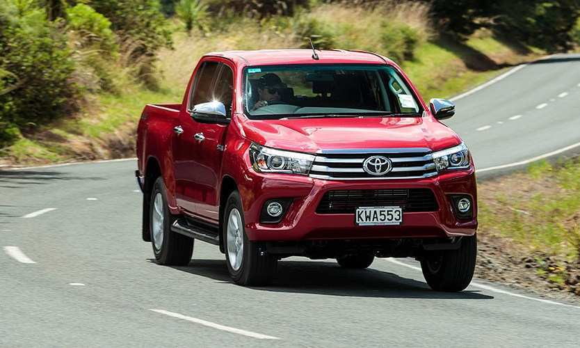 79 New 2020 Toyota Hilux History with 2020 Toyota Hilux