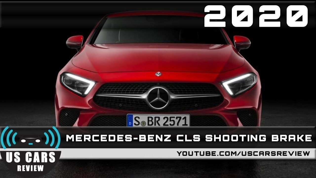 79 The Mercedes Cls 2020 Exterior Photos with Mercedes Cls 2020 Exterior