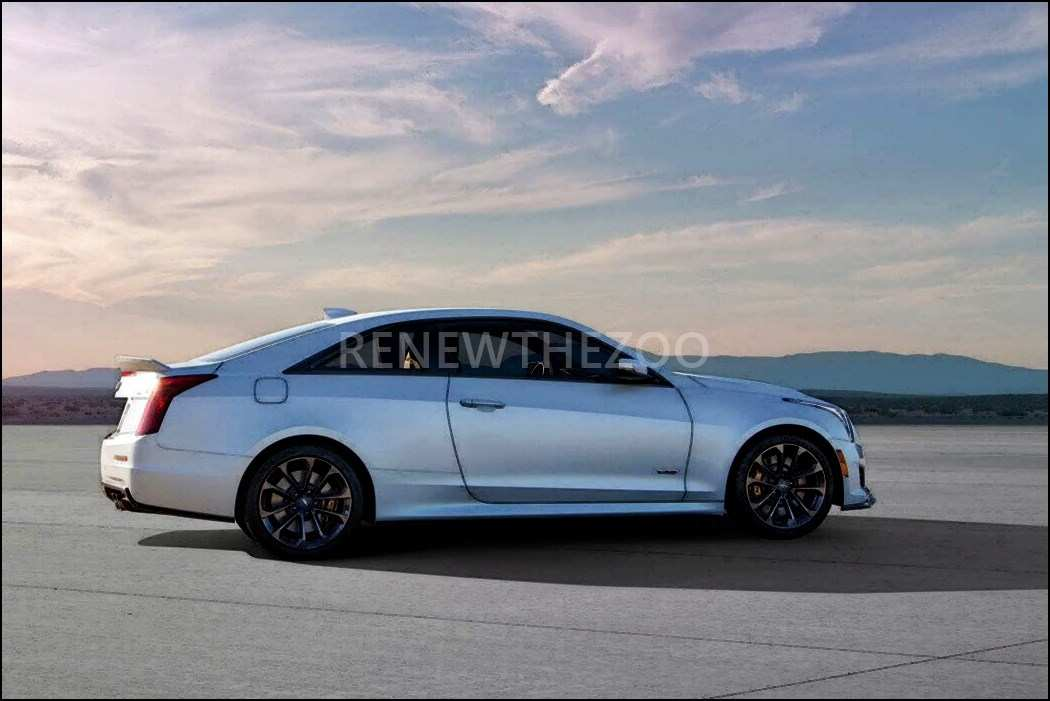 80 All New 2020 Cadillac Ats V Coupe Prices by 2020 Cadillac Ats V Coupe