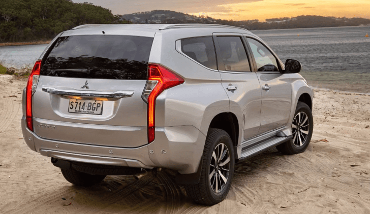 80 All New 2020 Mitsubishi Pajero Concept for 2020 Mitsubishi Pajero
