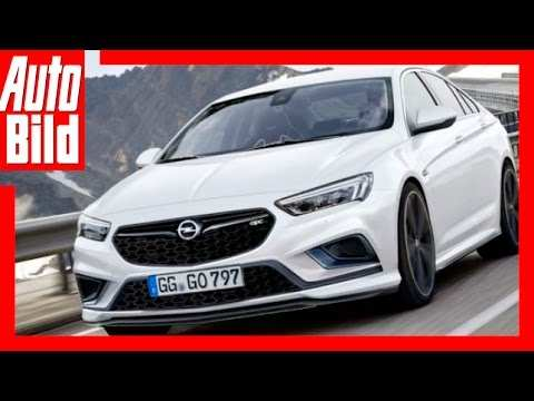 80 All New 2020 New Opel Insignia 2018 Release Date with 2020 New Opel Insignia 2018