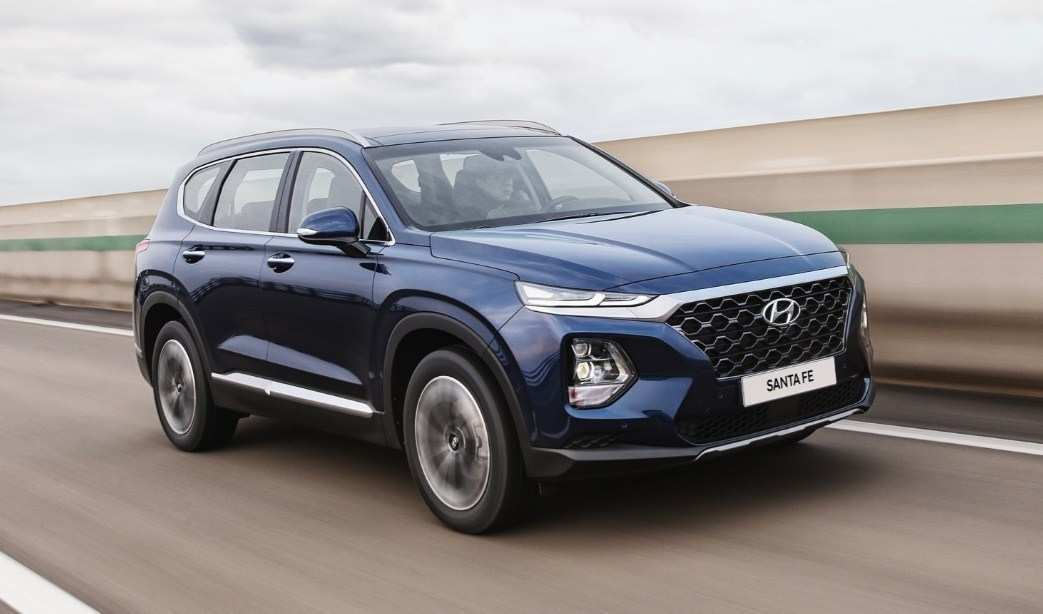 80 All New 2020 Santa Fe Sports Exterior and Interior by 2020 Santa Fe Sports