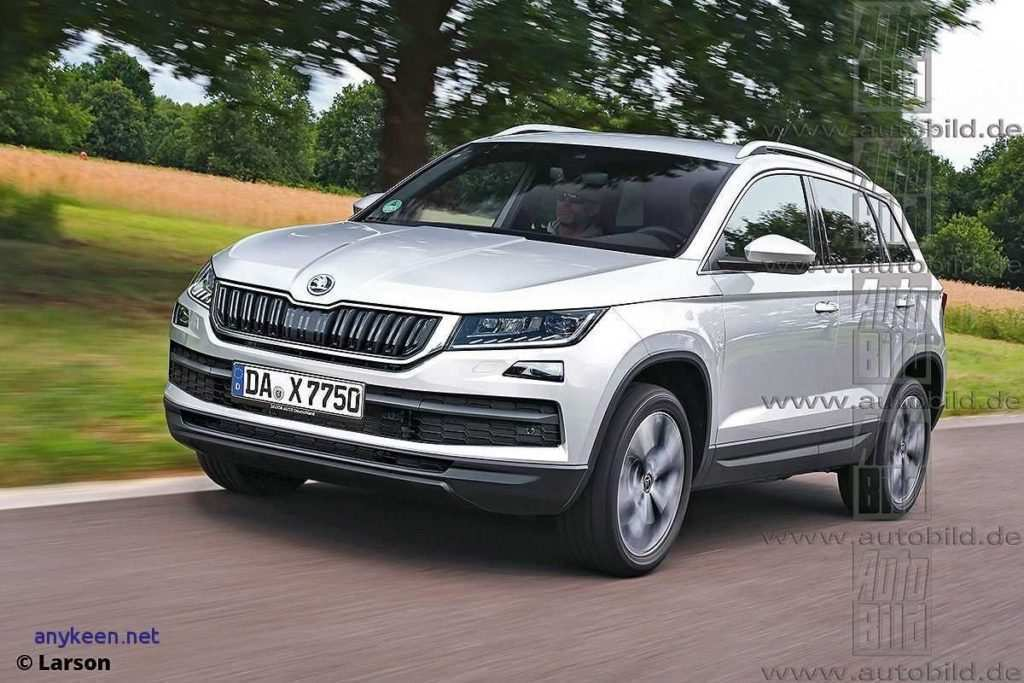 80 All New 2020 Skoda Snowman Rumors with 2020 Skoda Snowman