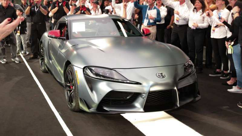 80 All New How Much Is The 2020 Toyota Supra Rumors for How Much Is The 2020 Toyota Supra