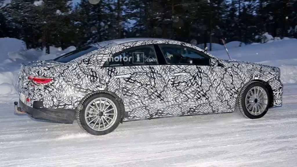 80 All New Spy Shots 2020 Mercedes E Class Interior with Spy Shots 2020 Mercedes E Class