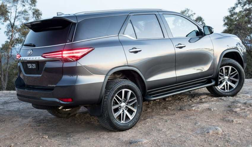 80 All New Toyota 2020 Fortuner Exterior for Toyota 2020 Fortuner