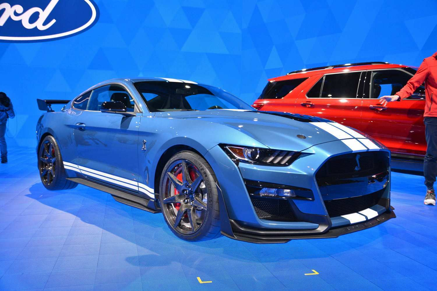 80 Best Review 2020 Ford GT500 Redesign by 2020 Ford GT500