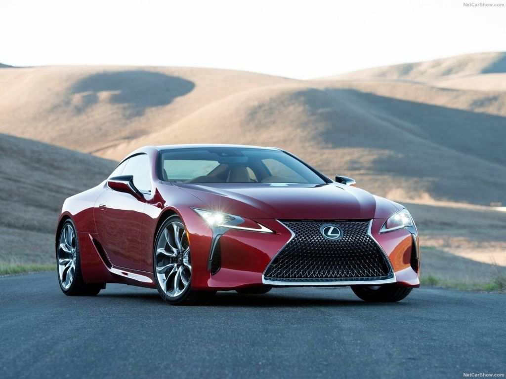 80 Best Review 2020 Lexus LF LC New Review with 2020 Lexus LF LC
