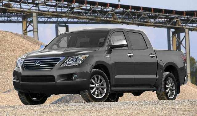 80 Best Review Lexus Truck 2020 Spesification by Lexus Truck 2020