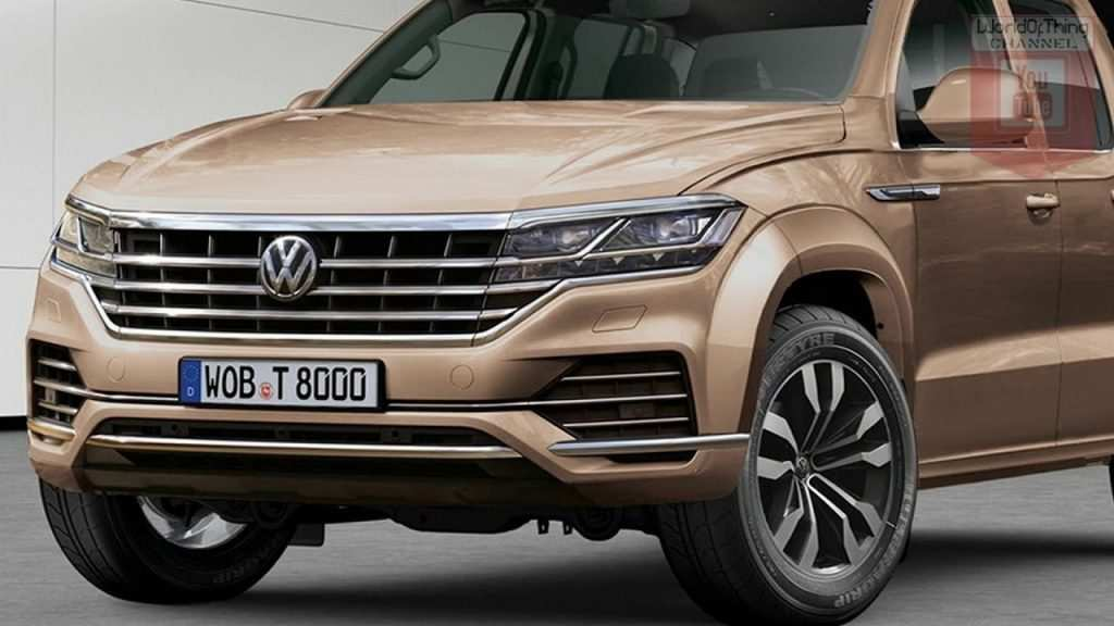 80 Best Review New Volkswagen Amarok 2020 Exterior and Interior for New Volkswagen Amarok 2020
